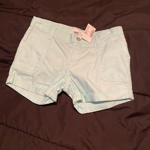 Girls Light Blue Shorts!